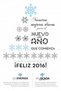 Felices fiestas y un genial 2016