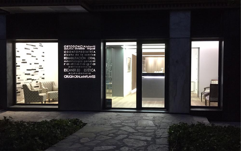 Fachadas de clinicas dentales cool fachadas de clinicas - Fachadas clinicas dentales ...